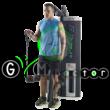 Hasprés és bicepsz gép F501 -Freemotion GENESIS DS