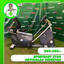 SportsArt Xt20 háttámlás kerékpár