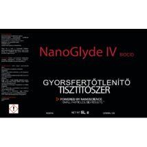 NanoGlyde IV Fertőtlenítő- és tisztítószer 1L