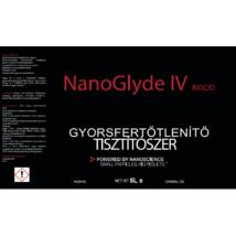 NanoGlyde IV Fertőtlenítő- és tisztítószer 1000L