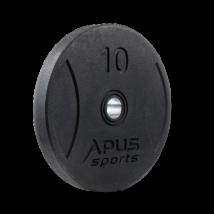 Gumírozott Súlytárcsák - Apus Sports