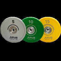 Színes CrossFit Súlytárcsák - Apus Sports