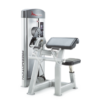 Bicepsz gép F810 - Freemotion EPIC