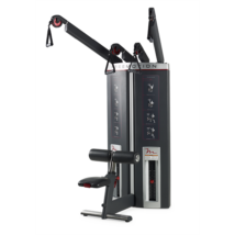 Lehúzó és magas evező gép F502 -Freemotion GENESIS DS