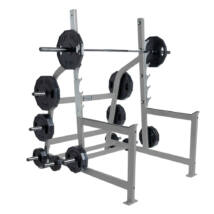 BENCH WEIGHT STORAGE – GUGGOLÓ KERET - Hammer Strength Olympic