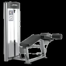 COMBHAJLÍTÓ FEKVŐ GÉP - Life Fitness Optima