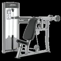 VÁLLNYOMÓ GÉP - Life Fitness Optima