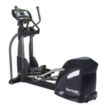 E875 -SportsArt Elliptikus trainer