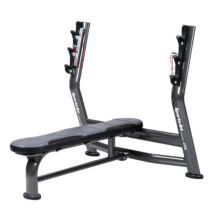 A996 Olimpiai Egyenes pad - SportsArt Free Weights