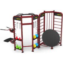 100  - Vector Fitness Funkcionális és crossfit állvány