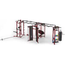 400 - Vector Fitness Funkcionális és crossfit állvány