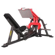 Lábtoló gép -Vector Fitness Xtreme