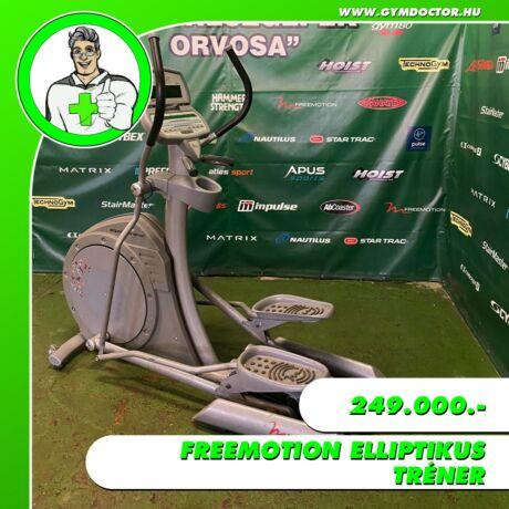 Freemotion elliptikus tréner