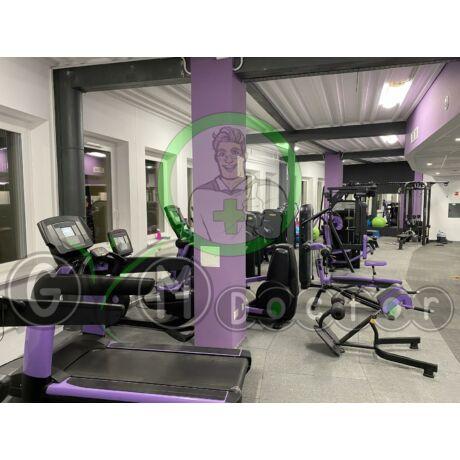 200 nm komplett edzőteremi berendezések - Középkategóriás csomag