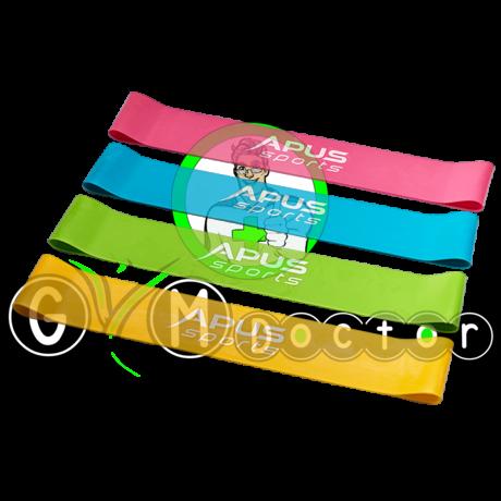 Gumiszalag (mini) - Apus Sports
