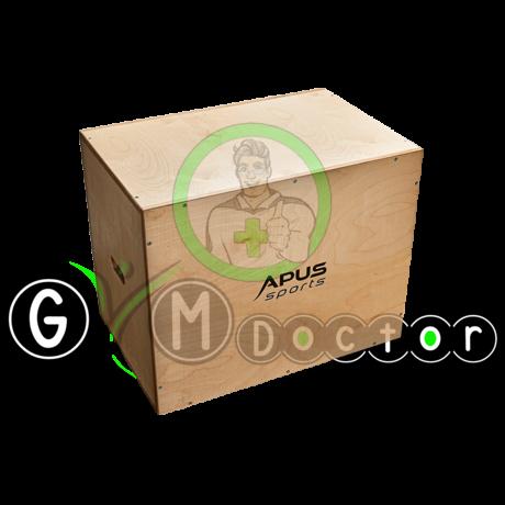 Plyobox-Zsámoly - Apus Sports