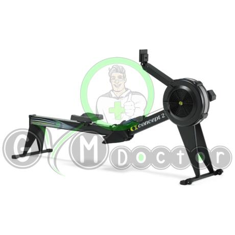 CONCEPT2 E ROWING MACHINE – EVEZŐ GÉP - Concept2 Model E