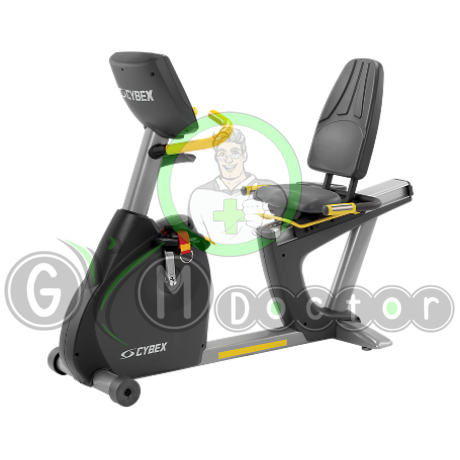 CYBEX TOTAL ACCESS RECUMBENT BIKE -Cybex