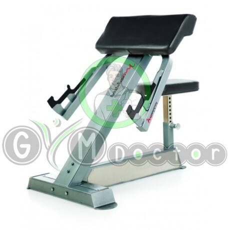 Scottpados bicepsz gép F205 -Freemotion EPIC