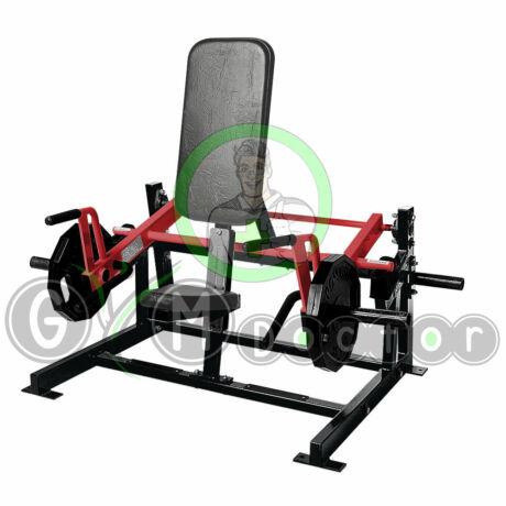 SEATED/STANDING SHRUG – ÜLŐ/ÁLLÓ VÁLLVONOGATÓ GÉP - Hammer Plate Loaded