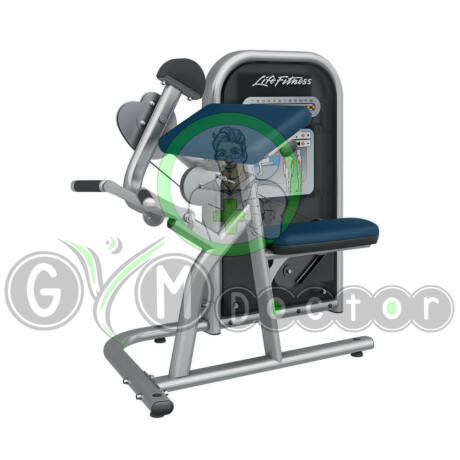 Life Fitness Circuit - bicepsz gép