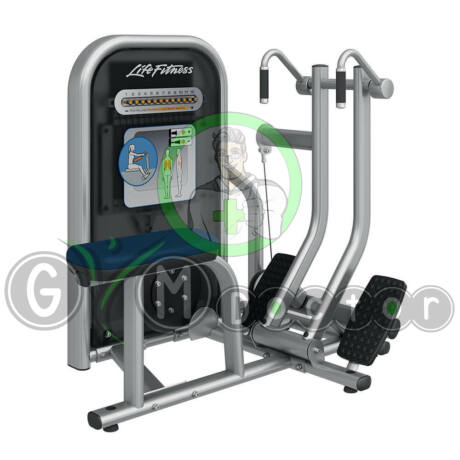 Life Fitness Circuit - Evező gép