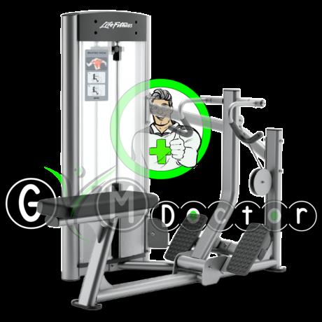 ÜLŐ EVEZŐ GÉP - Life Fitness Optima