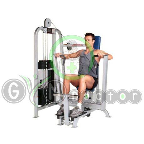 MELLNYOMÓ GÉP - Life Fitness PRO1