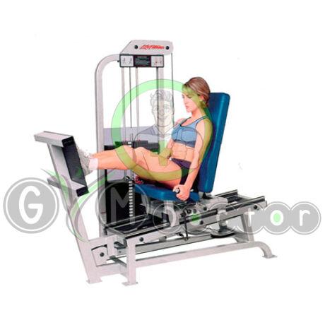 ÜLŐ LÁBTOLÓ GÉP - Life Fitness PRO1