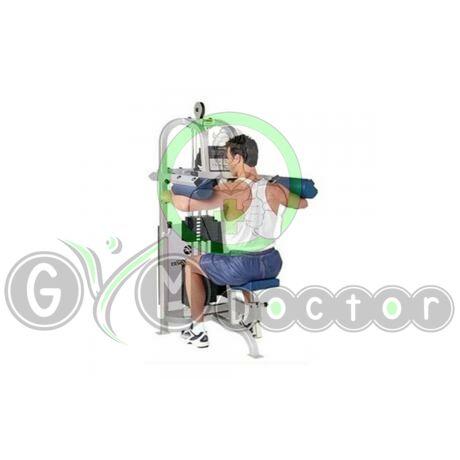 OLDALEMELŐ GÉP - Life Fitness PRO1