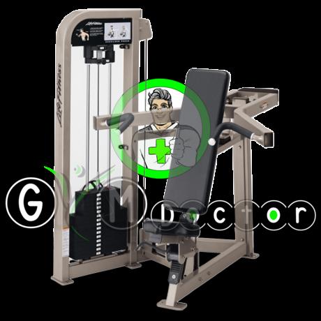 VÁLLNYOMÓ GÉP - Life Fitness PRO2