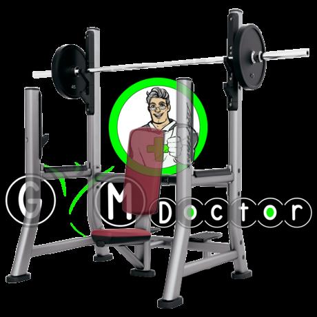 OLIMPIAI VÁLLBÓL NYOMÓ PAD - Life Fitness Signature