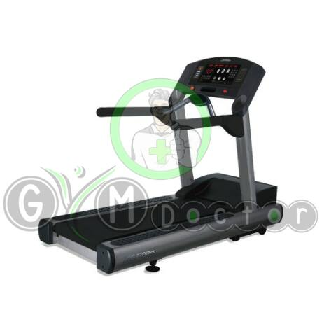 LIFE FITNESS 97TI Black Edition FUTÓPAD