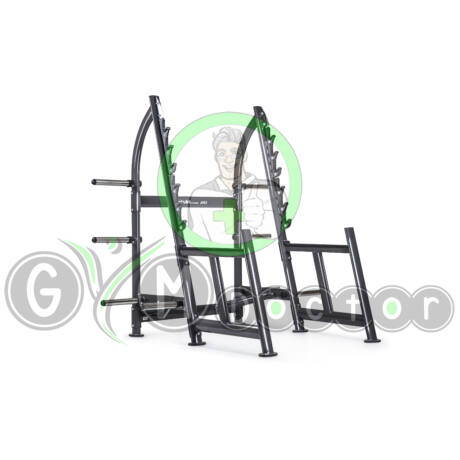 A965 Squat Rack - SportsArt Free Weights