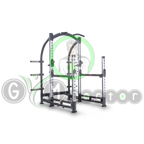 A967 Half Cage - SportsArt Free Weights