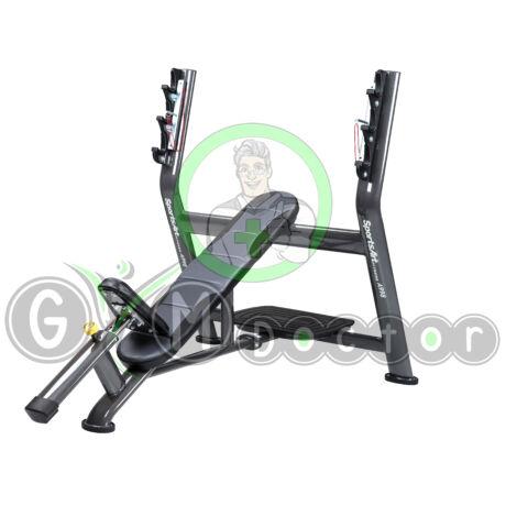 A998 Olimpiai Pozitív pad - SportsArt Free Weights