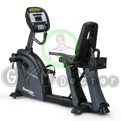 SportsArt - C535R Háttámlás kerékpár