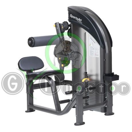 P732 Back Extension/Mélyhát -SportsArt  Lapsúlyos
