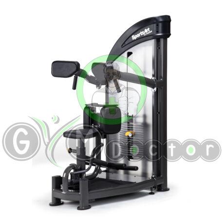 SportsArt Lapsúlyos - P735 Törzsfordító