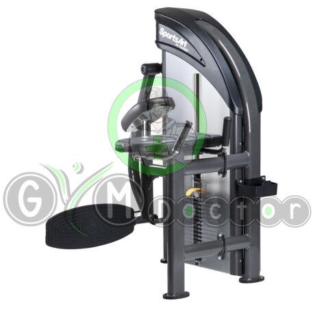 P755 Glute/Farizomgép -SportsArt  Lapsúlyos