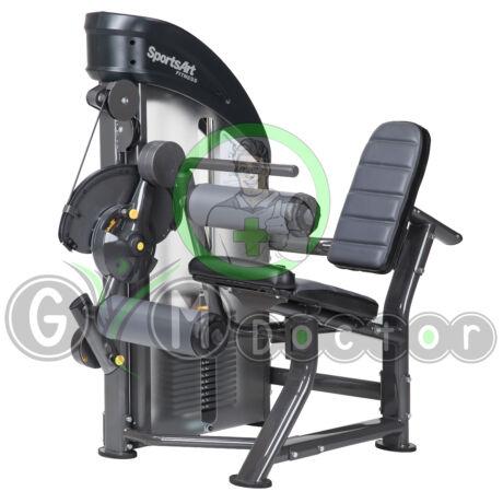 P759 Leg Curl seated/Ülő combhajlító -SportsArt  Lapsúlyos