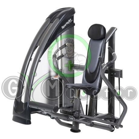 S915 Independent chest press/Független mellkasi prés -SportsArt  Lapsúlyos