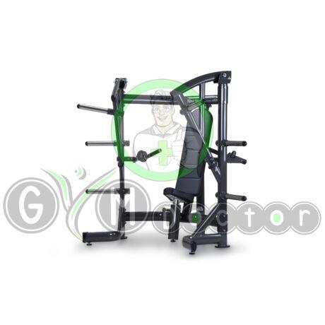 SportsArt Tárcsasúlyos - A978 Széles mellkas gép