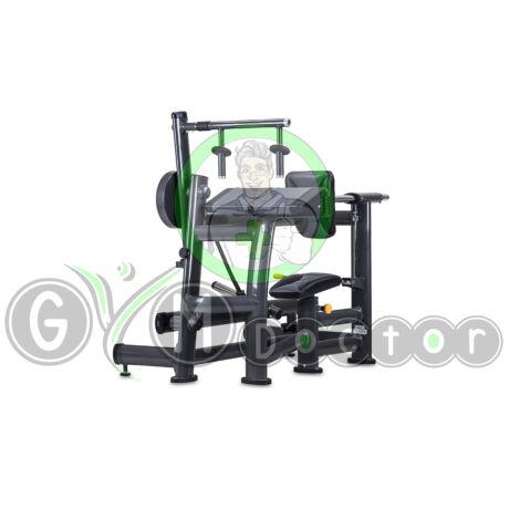 SportsArt Tárcsasúlyos - A980 Ticepsz gép