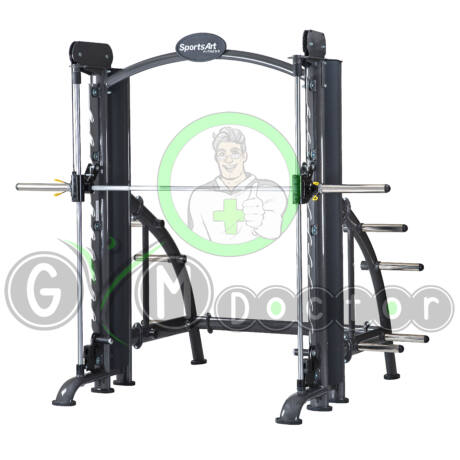 A983 Smith Machine / Súlyemelő torony - SportsArt Plate Loaded