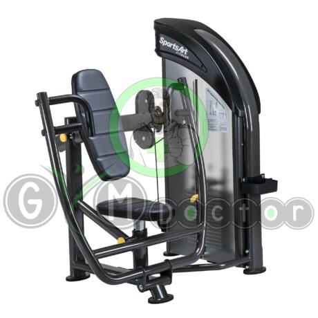 SportsArt Lapsúlyos - P715 mellnyomó