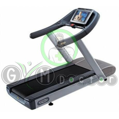 Technogym Run Excite 900 LCD iPod, iPhone - Technogym Excite