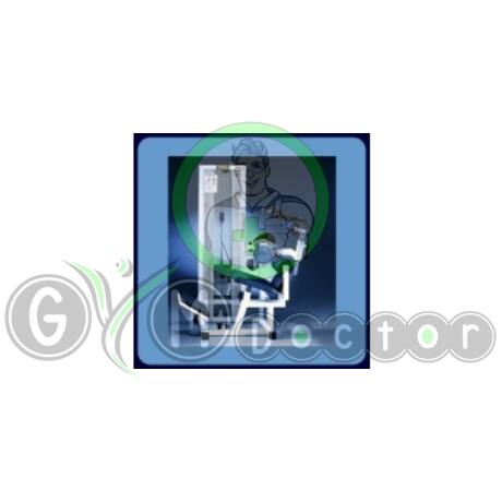 HASIZOM GÉP - Technogym Isotonic