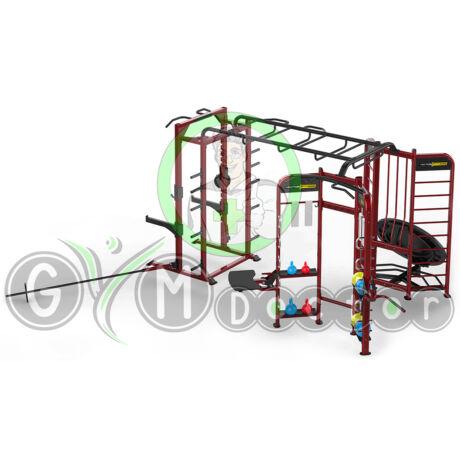 350- Vector Fitness Funkcionális és crossfit állvány