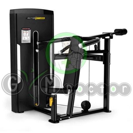 Vállbólnyomó gép -Vector Fitness Orion